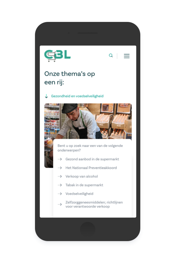 CBL website